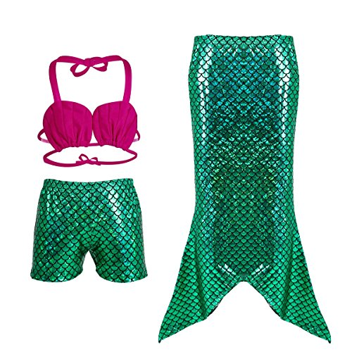 Princess Mermaid Tail Swimwear