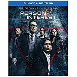 Person of Interest: The Complete Fifth and Final Season [Blu-ray]