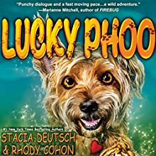 Lucky Phoo Audiobook by Stacia Deutsch, Rhody Cohon Narrated by Darla Sanders