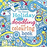 Holiday Pocket Doodling And Colouring...