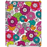 DailyObjects Birdy Blossom Case For IPad 2/3/4