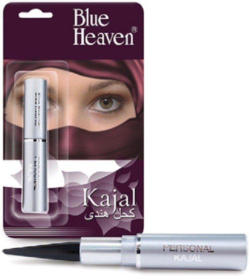 Blue Heaven Personal Kajal (set Of 2 Pc) 15 G (black)