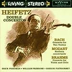 Bach/Brahms/Mozart: Double Concertos