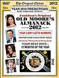 Dr Francis Moore Old Moore's Almanack 2012