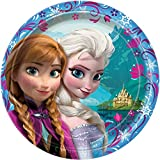 9 Disney Frozen Dinner Plates, 8ct