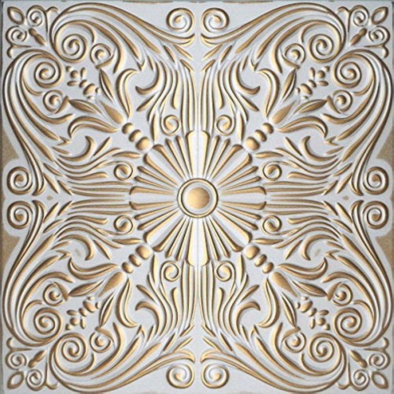 Retro Ceiling Tiles Rebellions