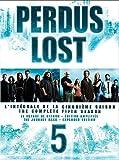 Perdus: L'Intégrale de la Cinquième Saison / Lost: The Complete Fifth Season (Version française)