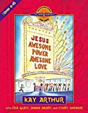 Jesus--Awesome Power, Awesome Love: John 11-16 (Discover 4 Yourself Inductive Bible Studies for Kids (Paperback))