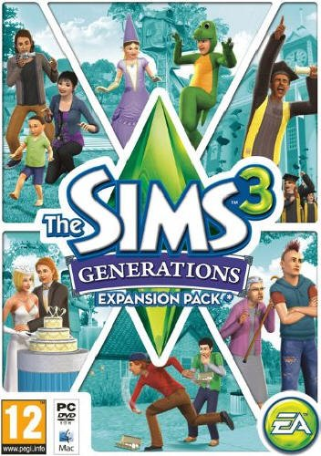 Sims 3: Generations - French only - Standard Edition