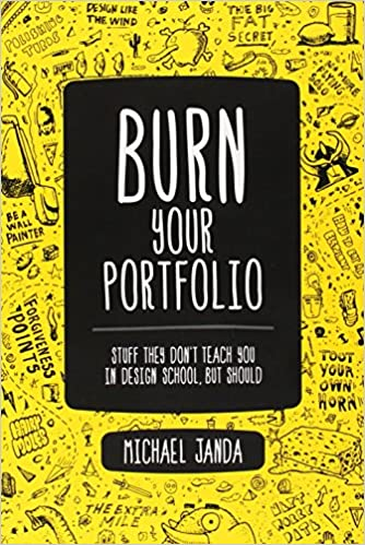 Burn Your Portfolio Book Cover