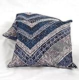 Ocean Homestore Printed Cotton Cushion Cover