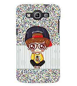 PrintDhaba Cartoon D-3168 Back Case Cover for SAMSUNG GALAXY WIN i8552 (Multi-Coloured)