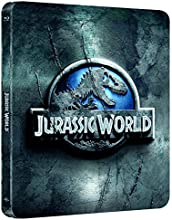Jurassic World [Blu-ray + Copie digitale - Édition boîtier SteelBook]