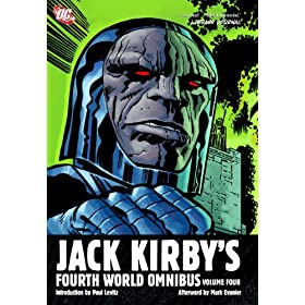 """Jack Kirby's Fourth World Omnibus Vol. 4 (Paperback)By Jack Kirby        12 used and new from $39.99    Customer Rating:     First tagged """"dc comics"""" by Luis Palma"""