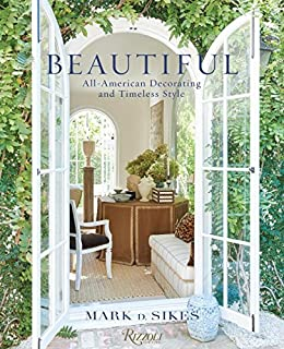 Book Cover: Beautiful: All-American Decorating and Timeless Style