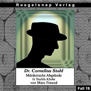 In Teufels Küche (Dr. Cornelius Stahl - Mörderische Abgründe Fall 19) Hörbuch