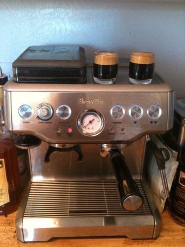 Breville Coffee Maker Grinder Not Working : Breville BES860XL Barista Express Espresso Machine Review ~ Best Breville Espresso Machine