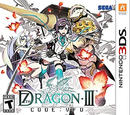 7th Dragon III Code: VFD - Nintendo 3DS