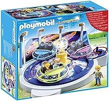 Comprar Playmobil - Feria, atracción nave giratoria (5554)