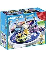 Playmobil - A1502733 - Jeu De Construction - Manège Lumineux