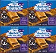 "Trader Joe's ""Walks Into a Bar"" Blueberry Cereal Bars, Multi-pack - 4 Boxes: 6 Bars Box Per Box (24 Bars Total)"
