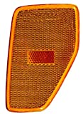 Depo 336-1402L-AS Hummer H3 Driver Side Replacement Front Side Marker Lamp Assembly