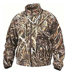 Drake Waterfowl MST Layering Coat (Black, Medium)