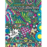 A Kaleidoscopia Coloring Book: Tangled Angles 5