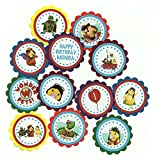 Wonder Pets Personalized Birthday or Party Cupcake Toppers
