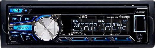 JVC KDR850BT Brand Mobile AM FM CD USB BT Receiver
