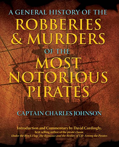 General History Of The Robberies & Murders Of The Most Notorious Pirates front-952021
