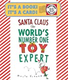 Santa Claus the World's Number One Toy Expert Send-A-Story (0547576560) by Frazee, Marla