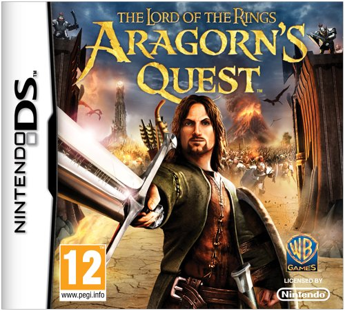Lord of the Rings: Aragorn's Quest (Nintendo DS)