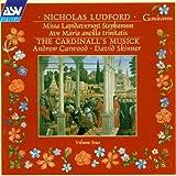 The Music of Nicholas Ludford, Vol.4