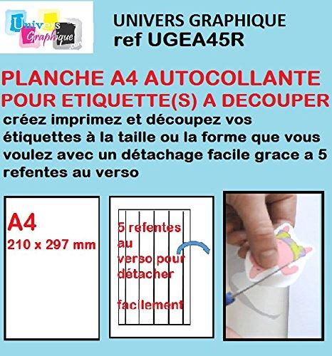 100-ex-papier-adhesif-blanc-a4-autocollant-special-decoupe-une-feuille-adhesive-pour-creer-et-imprim