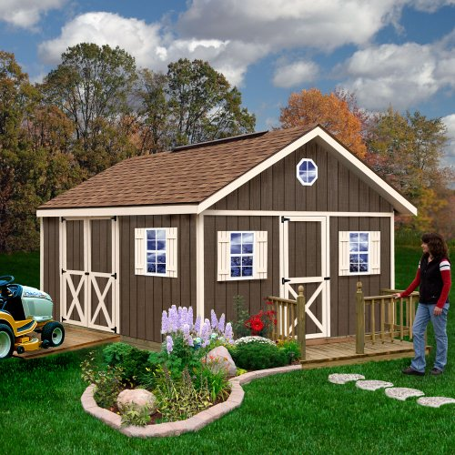 Best-Barns-Fairview-12-X-16-Wood-Shed-Kit