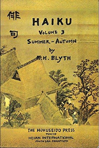 Haiku: Summer-Autumn v. 3