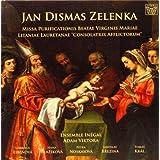 Missa purificationis Beatae Virginis Mariae (Zwv 16) / Litaniae Lauretanae �Consolatrix afflictorum� (Zwv 151)by Jan Dismas Zelenka