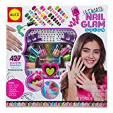 ALEX Toys - Spa Fun, Tattoo's & More, Ultimate Nail Glam Salon Kit