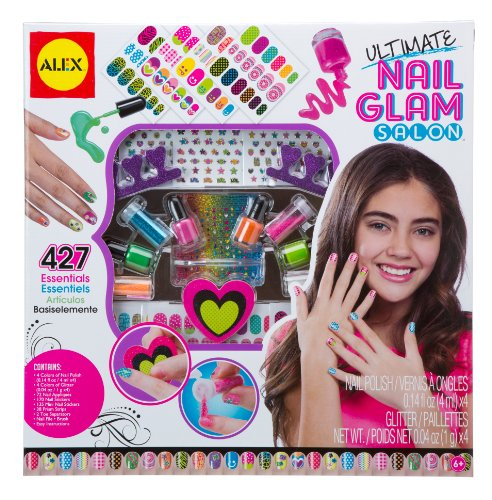 ALEX-Spa-Ultimate-Nail-Glam-Salon-Kit