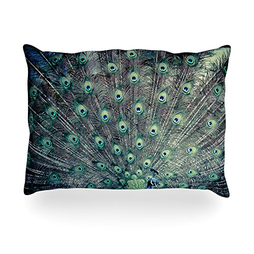 Peacock Feather Design Bedding front-1041554