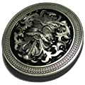 GREEN MAN�BELT BUCKLE + display stand