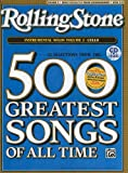 Selections from Rolling Stone Magazine's 500 Greatest Songs of All Time: Instrumental Solos for Strings, Cello