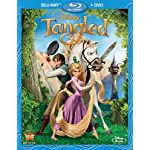 [US] Tangled (2010) [Blu-ray + DVD]
