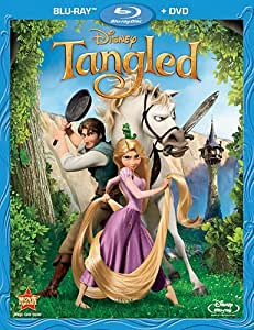 Tangled (Two-Disc Blu-ray/DVD Combo)