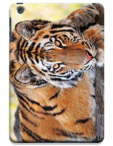 Tiger Case Cover Hard Back Cases Beautiful Nice Cute Animal Hot Selling Cell Phone Cases For Apple Accessories Ipad Mini # 2