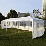10'x30' Party Wedding Outdoor Patio Tent , Canopy Heavy duty Gazebo Pavilion Event