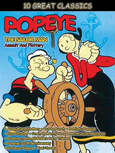 Popeye - Assault And Flattery and more!