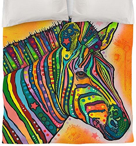 Zebra Print Bedding Twin front-168039