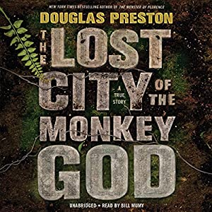 The Lost City of the Monkey God Audiobook